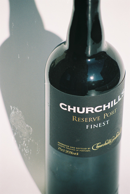 CHURCHILLS PORT